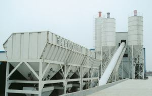 Belt Type Concrete Mixing Plant